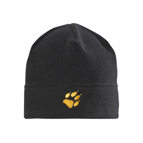 Jack Wolfskin Real Stuff Beanie Kids black